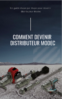 Comment devenir distributeur Modec